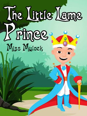 cover image of The Little Lame Prince