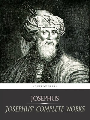 cover image of Josephus Complete Works