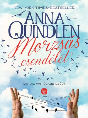 cover image of Morzsás csendélet