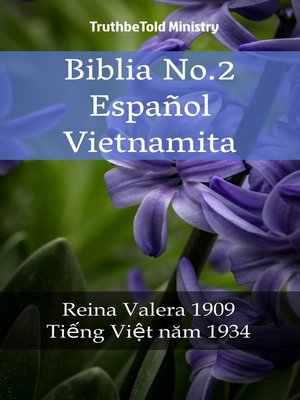 cover image of Biblia No.2 Español Vietnamita