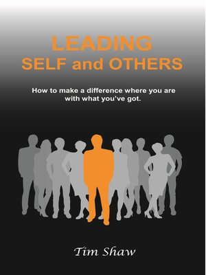cover image of Leading Self and Others