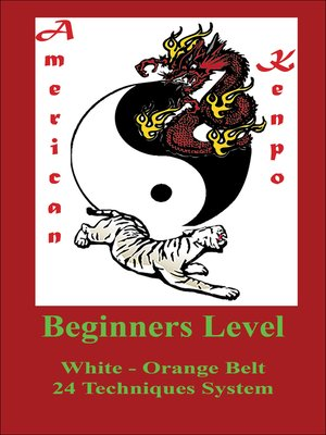 cover image of American Kenpo Beginners Level
