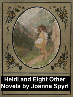 cover image of Heidi and Eight Other Novels