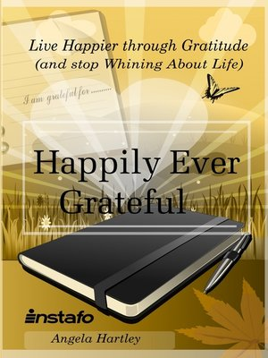 cover image of Happily Ever Grateful