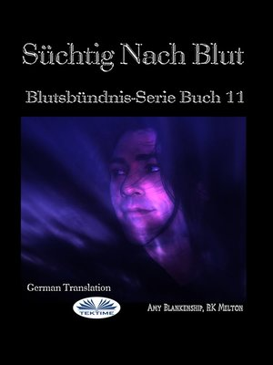 cover image of Süchtig Nach Blut