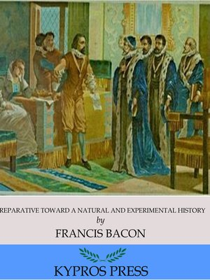 cover image of Preparative toward a Natural and Experimental History