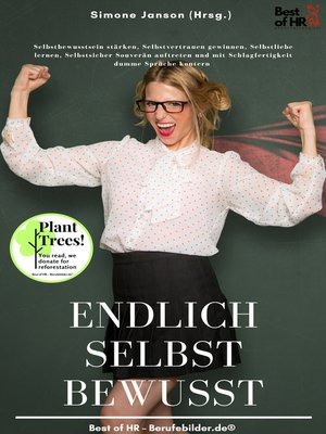 cover image of Endlich Selbstbewusst