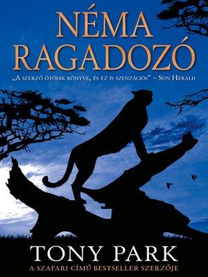cover image of Néma ragadozó