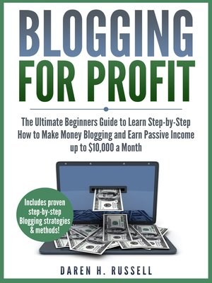cover image of Blogging for Profit