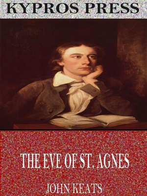 cover image of The Eve of St. Agnes