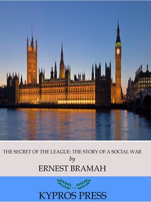cover image of The Secret of the League