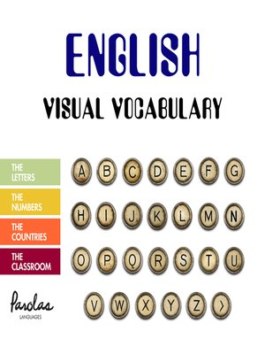 cover image of English Visual Vocabulary