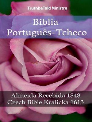 cover image of Bíblia Português-Tcheco