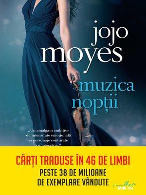 cover image of Muzica nopții