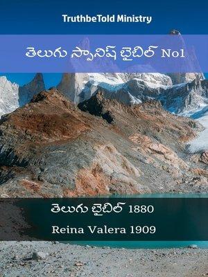 cover image of తెలుగు స్పానిష్ బైబిల్