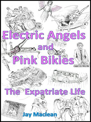 cover image of Electric Angels and Pink Bikies