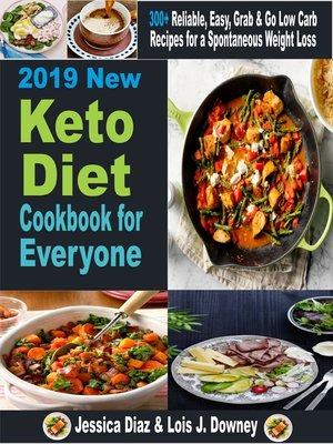 cover image of 2019 New Keto Diet cookbook for Everyone