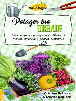 cover image of Créer un potager bio sur son balcon