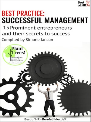 cover image of [BEST PRACTICE] Successful Management