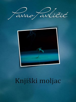 cover image of Knjiški moljac