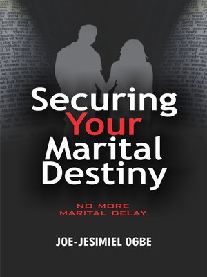 cover image of Securing Your Marital Destiny