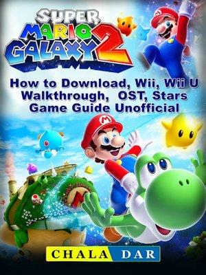 cover image of Super Mario Galaxy 2