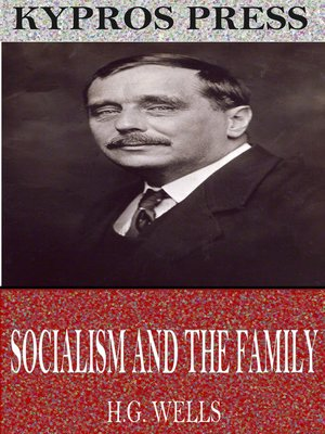 cover image of Socialism and the Family