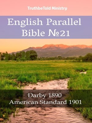 cover image of English Parallel Bible No21
