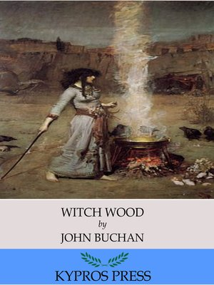 cover image of Witch Wood