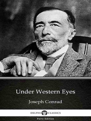 cover image of Under Western Eyes by Joseph Conrad