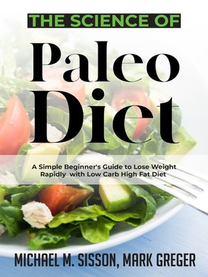 cover image of The Science of Paleo Diet
