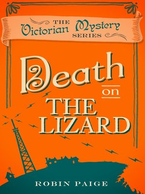 cover image of Death on the Lizard