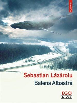 cover image of Balena Albastră