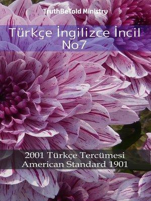 cover image of Türkçe İngilizce İncil No7