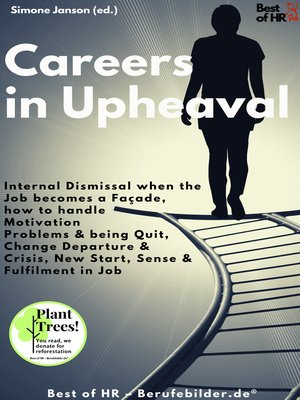 cover image of Careers in Upheaval