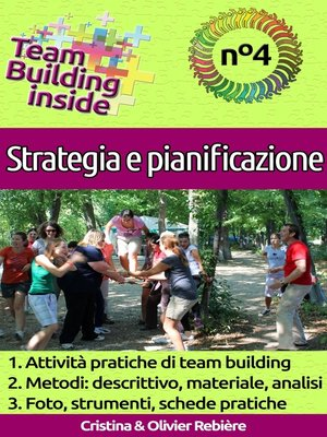 cover image of Team Building inside: n°4 - Strategia e pianificazione