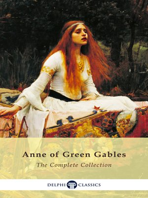 cover image of Complete Anne of Green Gables Collection
