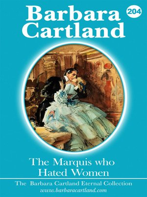 cover image of The Marquis who Hated Women