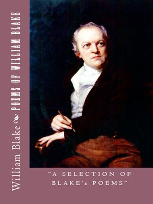 cover image of Poems of William Blake