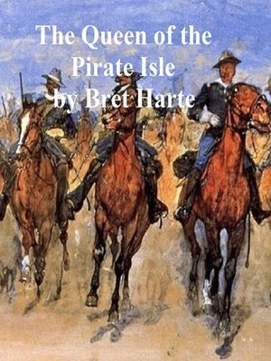 cover image of The Queen of the Pirate Isle
