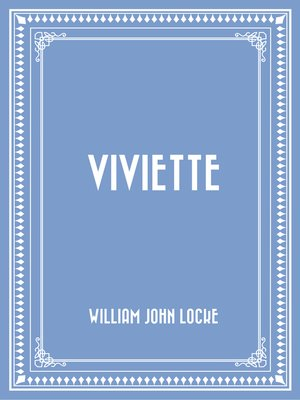 cover image of Viviette