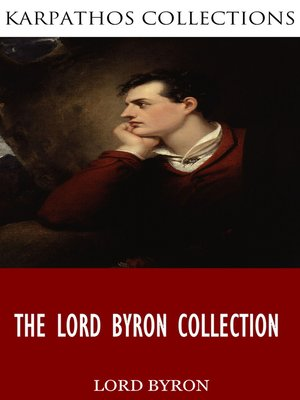 cover image of The Lord Byron Collection
