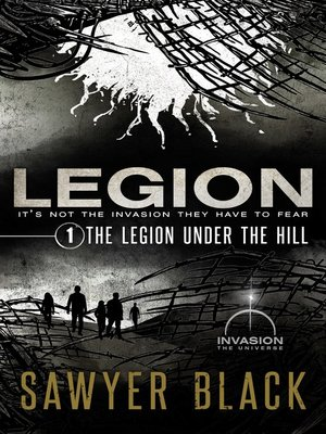 cover image of The Legion Under the Hill