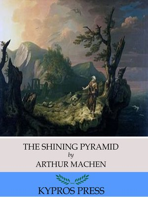 cover image of The Shining Pyramid