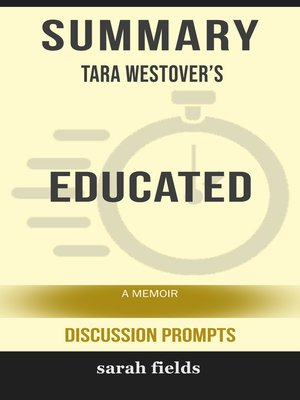 cover image of Summary: Tara Westover's Educated
