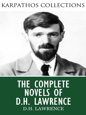 cover image of The Complete Novels of D.H. Lawrence