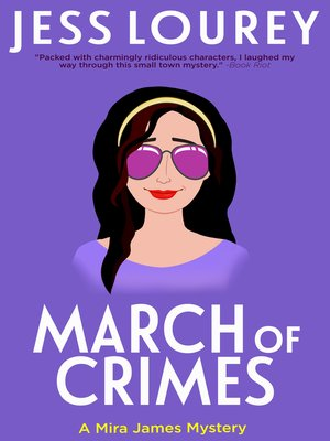 cover image of March of Crimes