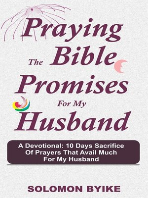 cover image of Praying the Bible Promises for my Husband
