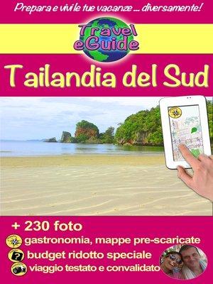 cover image of Tailandia del Sud