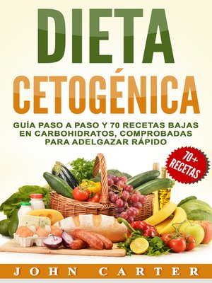 cover image of Dieta Cetogénica